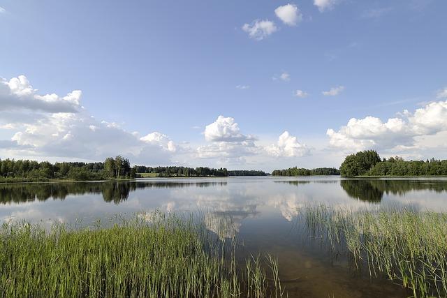 überschwemmung südschweden