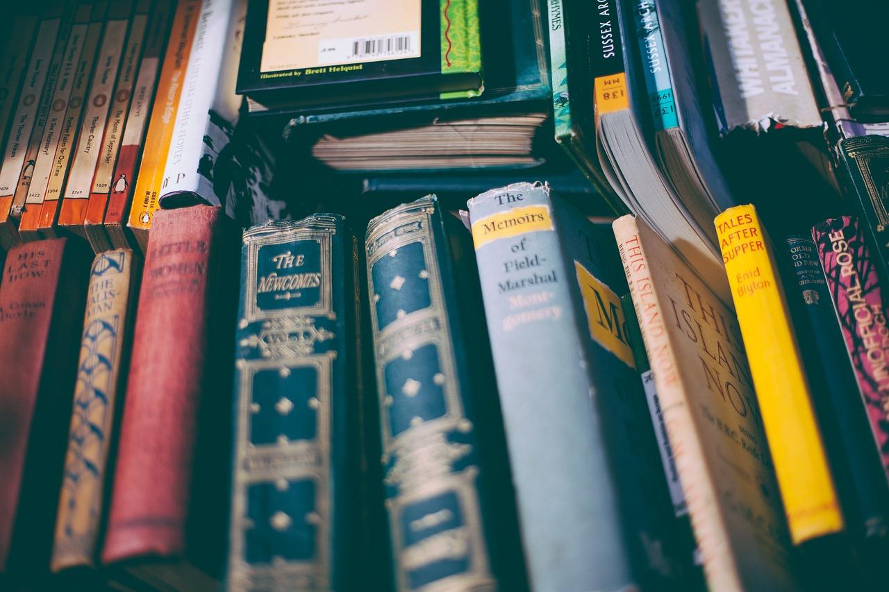 Bücherecke