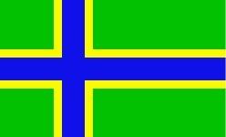 Flagge der Wepsen
